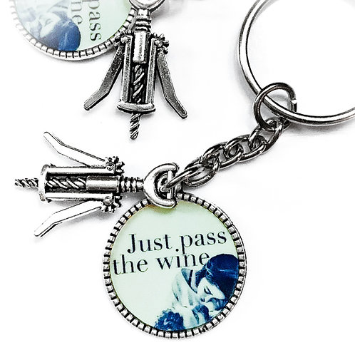 Key Ring: Fall by Winter