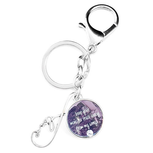 Sophie Infinity Key Ring