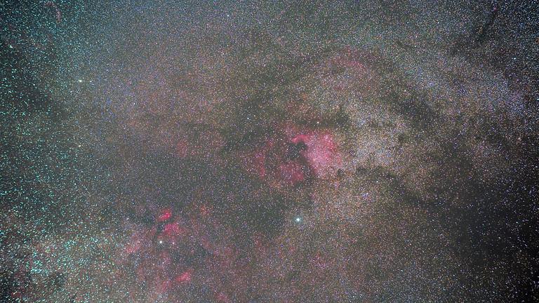 Bentham November stargazing