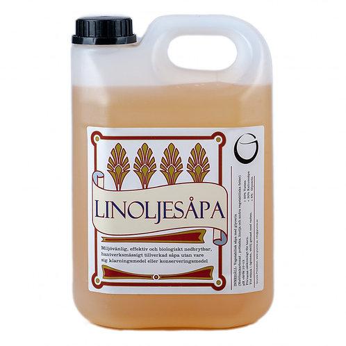Linoljesåpa 2,5L