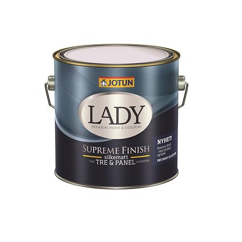 Lady Supreme Finish Silkematt 3 L