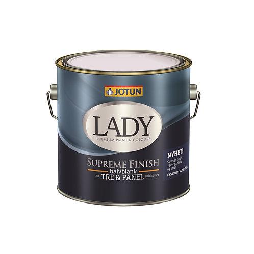 Lady Supreme Finish Halvblank 3 L