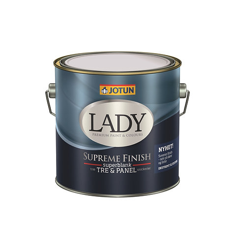 Lady Supreme Finish Blank 0,75 L
