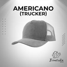 Boné Americano/Trucker
