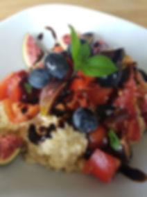 Der Garten gibt nochmal alles! Tomaten F
