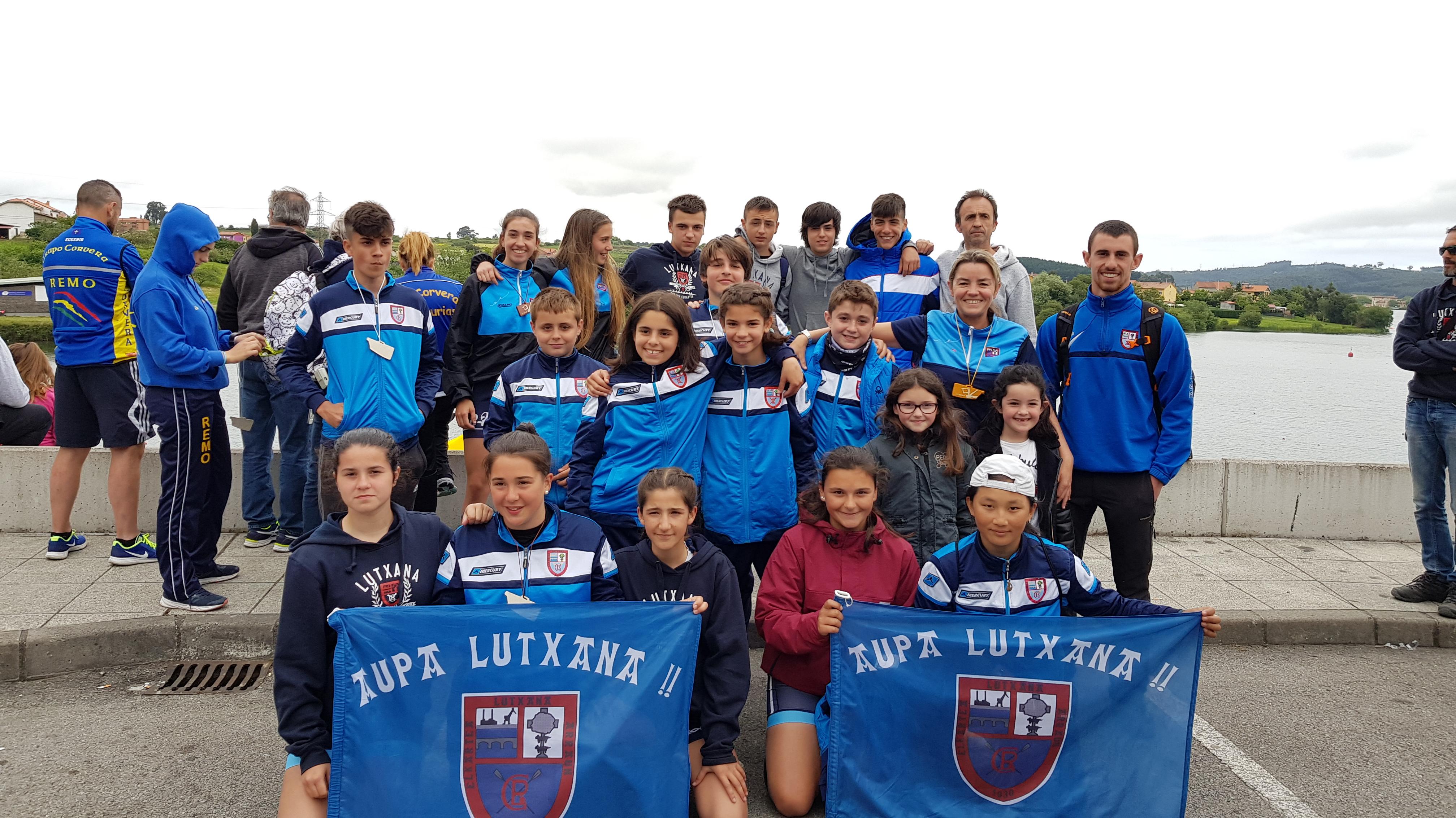 Lutxana AE Copa Primavera 2019