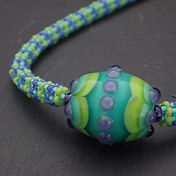 Beadwoven Lampwork Necklace.jpg