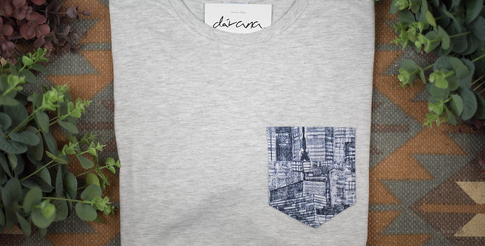 Camiseta Nueva York Niñx