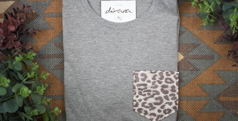 Camiseta Leopardo Niñxs
