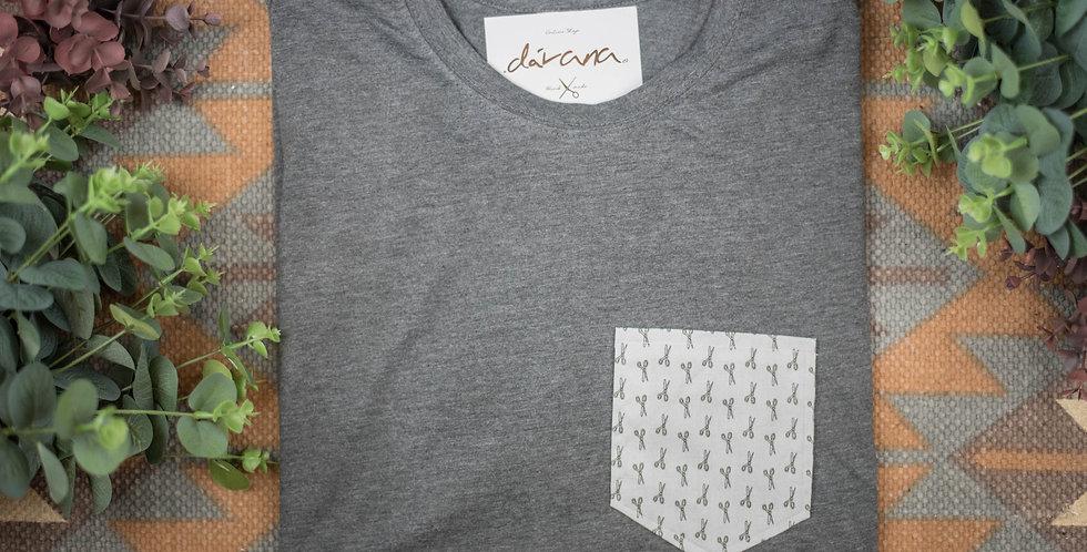 Camiseta Tijeras
