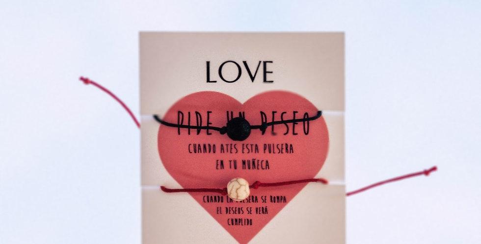 Pulsera Love