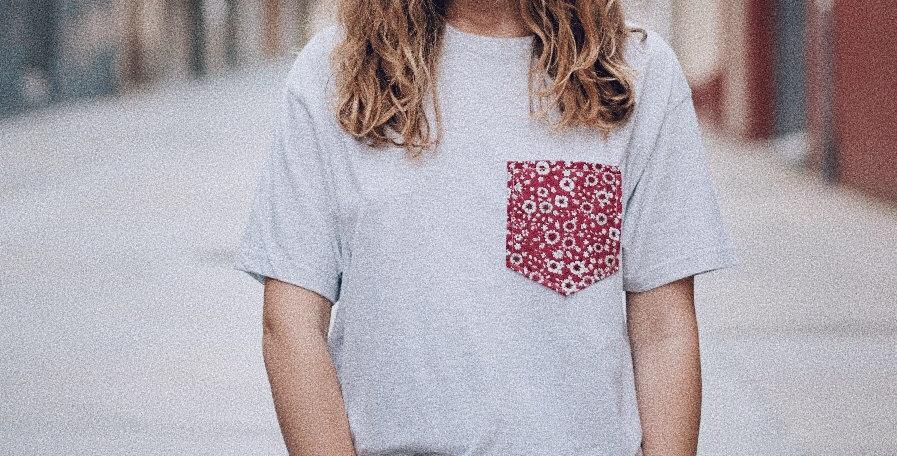 Camiseta Flores París
