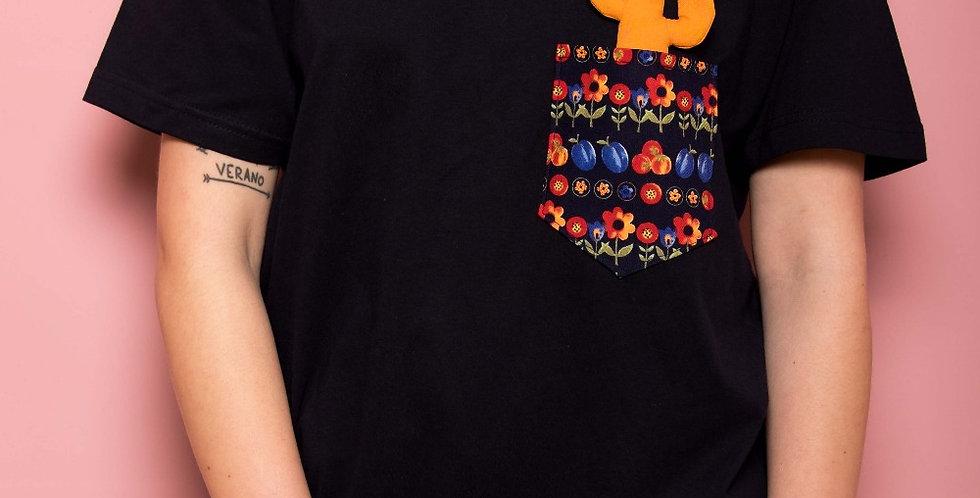 Camiseta Cactus Frutas