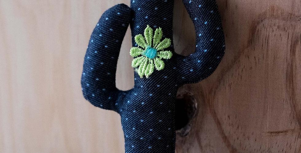 Broche Cactus Vaquero
