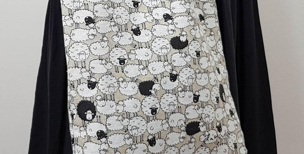 Tote ovejas gris