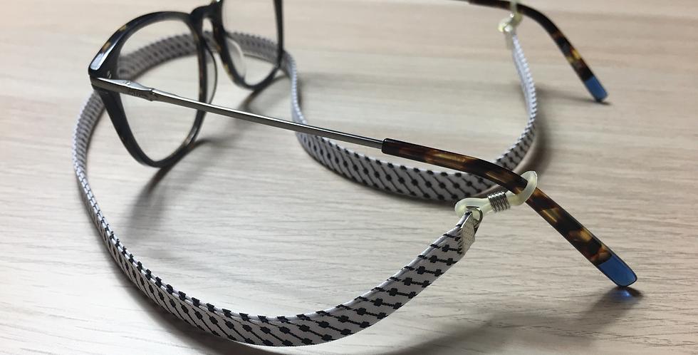 Cuelga gafas puntitos