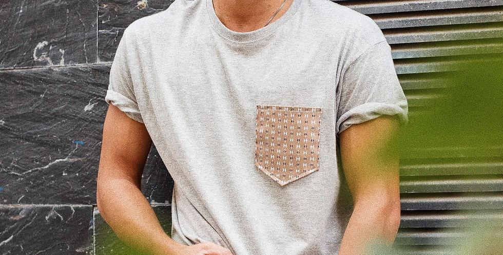 Camiseta rombos