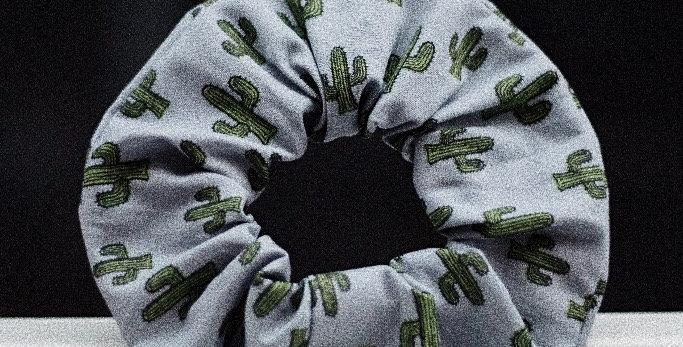Coletero Cactus Gris