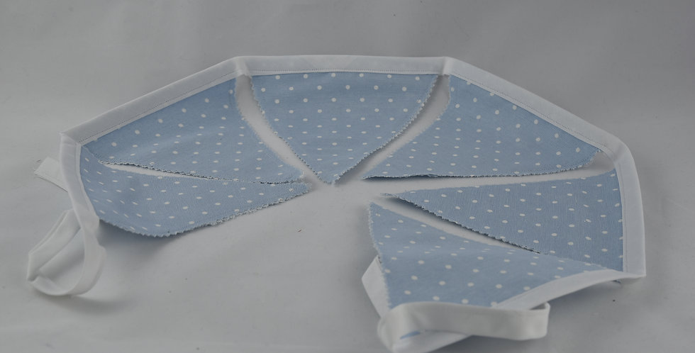 Banderín Azul Topos