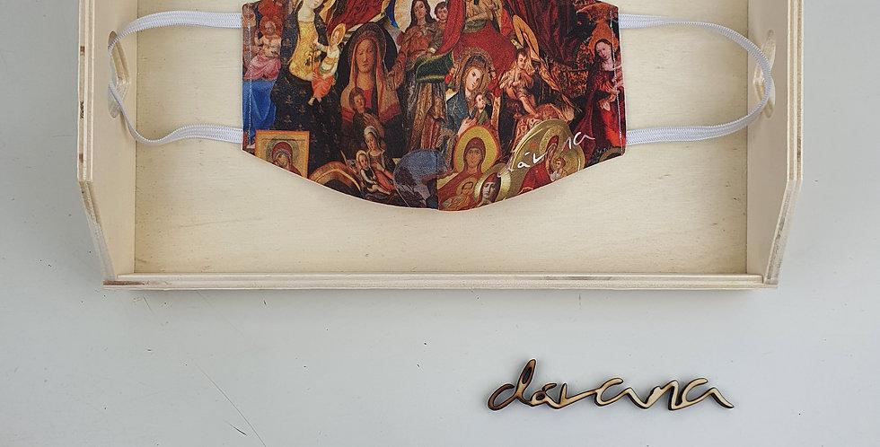 Mascarilla Virgencitas