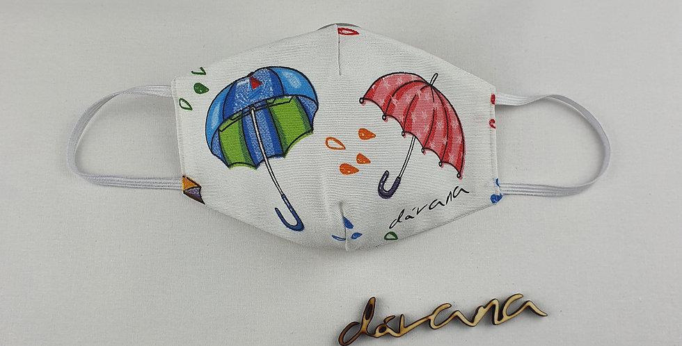 Mascarilla Paraguas XL