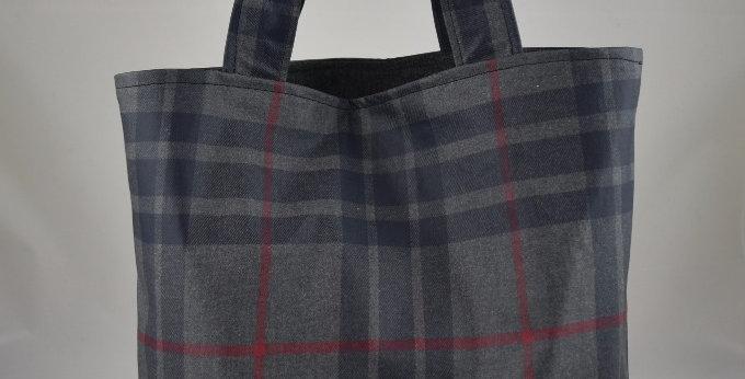 Mini Tote Bag Cuadro Clásico Impermeable
