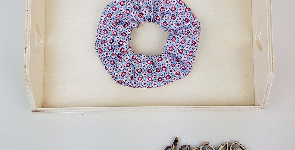 Coletero Flores círculos rojas_blancas