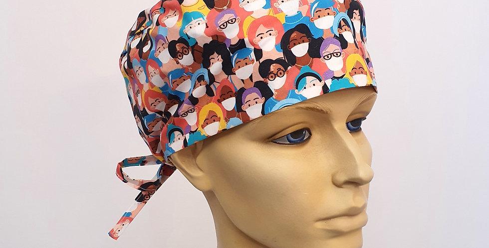 Gorro Sanitario People Mask