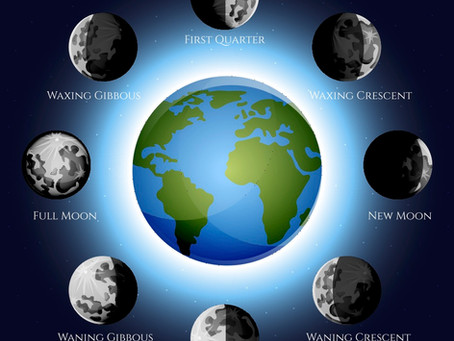 Celebrating Life Through the Moon Cycle