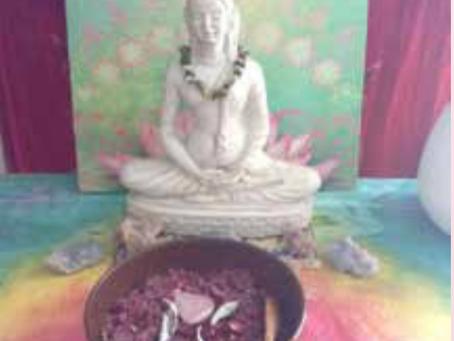 Creating Sacred Space