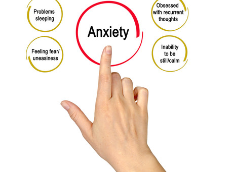 Tips for Calming Anxiety