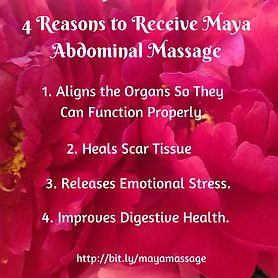 Spotlight on Maya Abdominal Massage