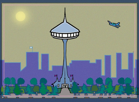 Space Needle You Are Not God