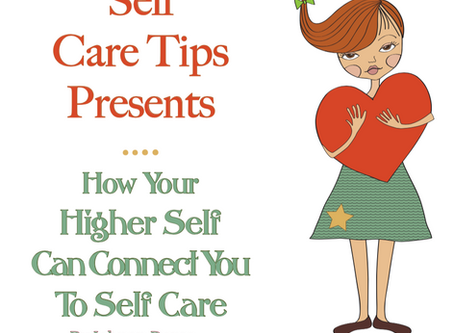 How YourHigher SelfCan Connect YouTo Self Care