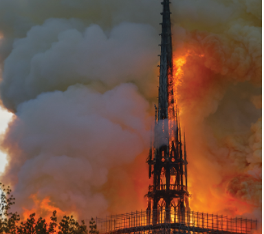 Notre Dame – Torch of Transformation