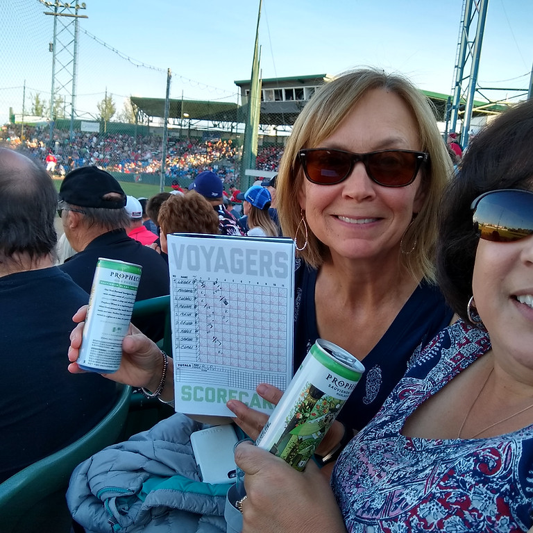 Montana Trail 406 Association at Voyagers game