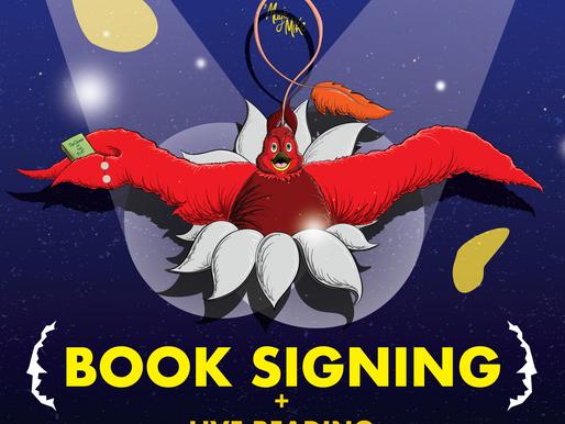 NOV 18th Magic Mike Book Signing