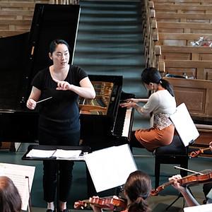 Konzert Muttertag Kirche Neumünster Zürich