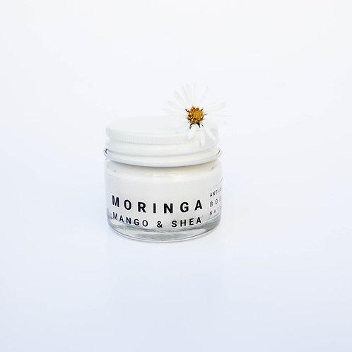 Mini Antiaging Moisturizing Body Butter w/Moringa + Mango+ Shea