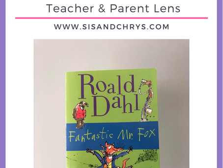 "A Book Review on ""Fantastic Mr. Fox"" by Roald Dahl"