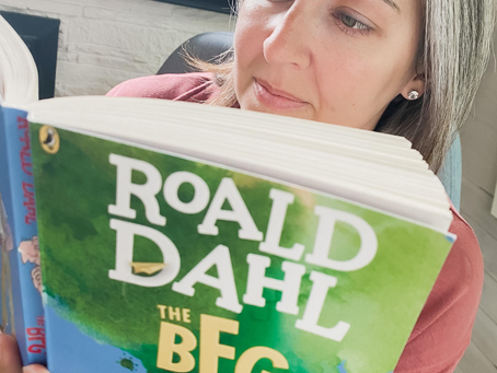 """A Book Review on """"The BFG"""" by Roald Dahl"""
