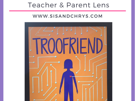 "A Book Review on ""TrooFriend"" by Kirsty Applebaum"