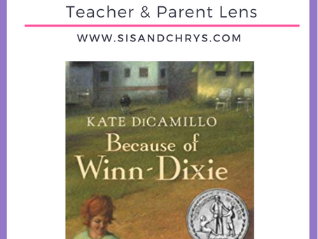 "A Book Review on ""Because of Winn-Dixie"" by Kate DiCamillo"