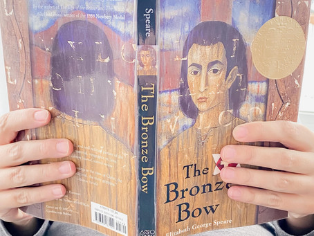 "A Book Review on ""The Bronze Bow"" by Elizabeth George Speare"
