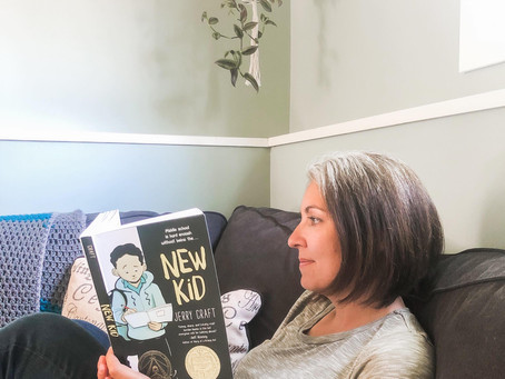 "A Book Review on ""New Kid"" by Jerry Craft"