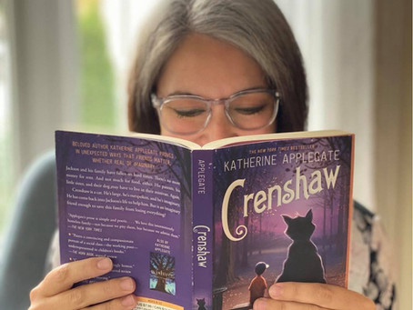 """A Book Review on """"Crenshaw"""" by Katherine Applegate"""