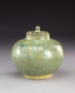 Beutler, Moss Covered Jar.jpg