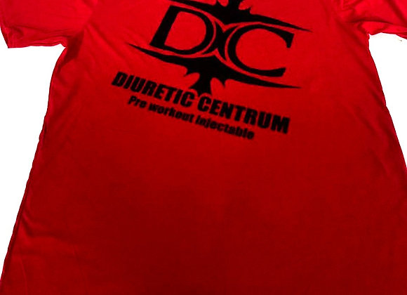 Camiseta LONG com manga - Diuretic Centrum e Muscle Strong