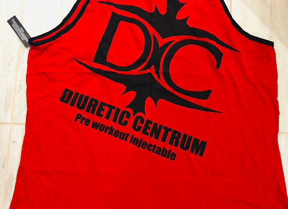 "Regata tipo ""machão"" Diuretic Centrum e Muscle Strong"