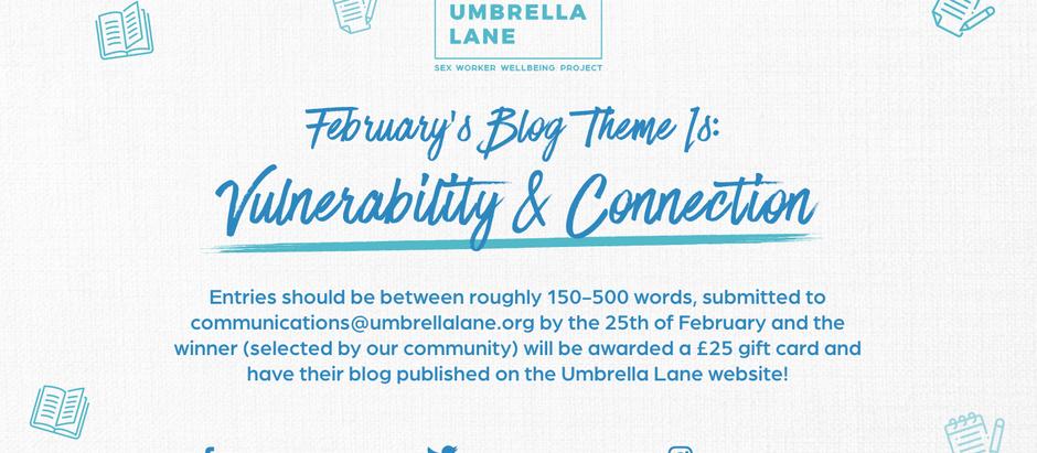 February's Blog Contest Winner